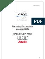 Audi A3 Sportback Case Study