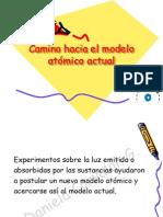 4. Definiendo el modelo atómico actual