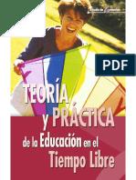 Teoria y práctica de la educación en el tiempo libre