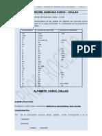 BASE TEÓICA DE LA LENGUA QUECHUA - PROF. ROGELIO ESPERILLA ALVARES