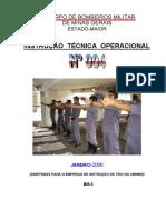 ITO - 04 - Emprego para instrução de tiro