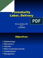 prematuritylabordelivery