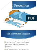 Fall Prevention Presentation1