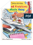 Word Problems Made Easy [Making Math Easy]-Mantesh