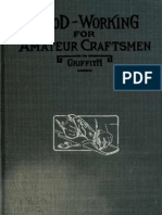 Wood-Working for Amateur Craftsmen 1911