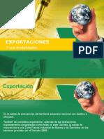 Modalidades de exportacion