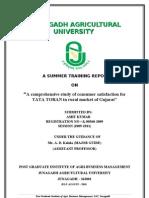 Summer Training report(AMIT)