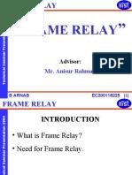 ec-frame relay