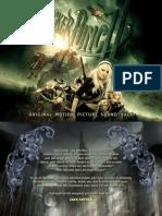 Digital Booklet - Sucker Punch - Original Motion Picture Soundtrack