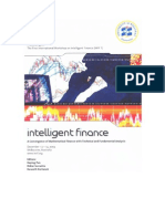 International Workshop on Intelligent Finance