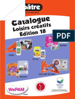 CATALOGUE-LOISIRS-CREATIFS-2018-FR-HD