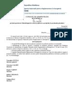 Metodologia de Calcul Si Aplicare a Preturilor La PP - (Aprobare)