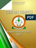 niger_2012_oversight_external_audit_report_ministry_of_finance_cen-sad_ecowas_french_