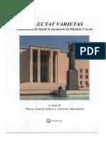 Mosconi Selezione Nella Didattica Storia e Letterature Antiche DEFIN