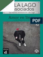 Amor en Linea_ Las Nuevas Avent - Lourdes Miquel