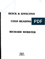 Quick Effective Cold Reading