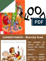 Nutrition - Food test