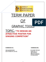 TERM PAPER OF G.T