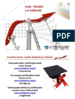 curso online unieducar incentivos fiscais sociais desportivos e culturais
