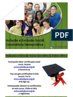 curso online unieducar inclusao e exclusao social
