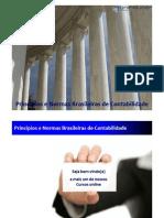 curso online unieducar princpios e normas brasileiras de contabilidade