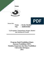 Praktikum BioKimia V