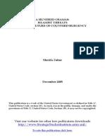 A Hundred Osamas Islamist Threats and the Future of Counterinsurgency Pub636