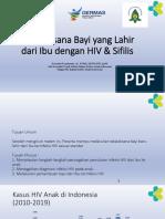 Dr. Dwiyanti Sp.a(K) IDAI_Tata Laksana BBL Ibu HIV, Sifilis Satgas HIV 2021