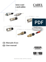 Pressure Sensors and Cables