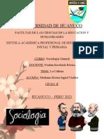 8° TAREA DE SOCIOLOGIA