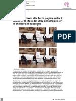 FGCult, dal web alla terza pagina il tema del Festival nel 2022 - Vivere Urbino.it, 11 ottobre 2021