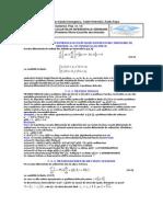 INTEGRAREA NUMERICA A ECUATIILOR DIFERENTIALE ORDINARE CU CONDITII LA LIMITA (Probleme Sturm-Liouville sau bilocale)