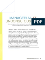 Managerial IT Unconsciousness