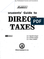 Direct Taxes 13th Edition