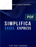Bônus - eBook Simplifica Excel