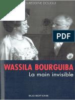 Wassila Bourguiba La Main Invisible 9789938011487