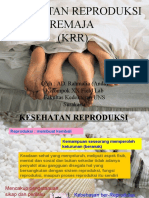 KESEHATAN REPRODUKSI REMAJA edit 2