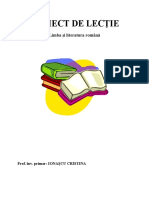 proiect_lectielimba_si_literatura_romana