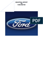 project on ford