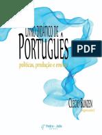 Bunzen_Livro Didátco de Português