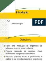 Engenharia de Software - AulasCap1