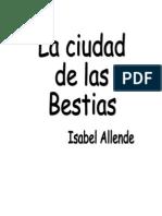 LA CIUDAD DE LAS BESTIAS
