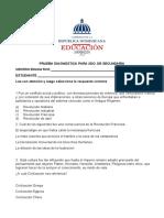 Prueba Diagnóstica Para2d0. de Secundaria (28)