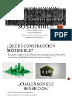 Construcción Con Responsabilidad Sostenible