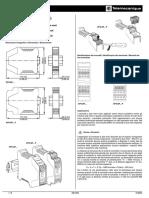 RELE XPS-BF1132 SCHNEIDER