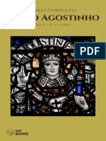 Santo Agostinho - Obras Completas Parte 1 - Santo Agostinho
