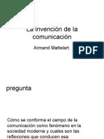 La invención de la comunicación