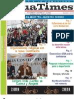Ecuatimes Edition 132
