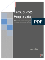 Presupuesto-Empresarial