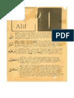Childrens Book of Arabic - Dr. York
